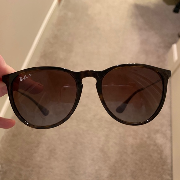 Erika Polarized Ray-Ban women's sunglasses